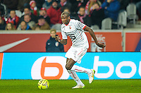 Abdoulaye Doucoure - 15.03.2015 - Lille / Rennes - 29e journee Ligue 1<br /> Photo : Andre Ferreira / Icon Sport
