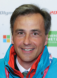 18.03.2017, Congress, Schladming, AUT, Special Olympics 2017, Wintergames, Pre-Opening Empfang, im Bild Siegfried Nagl, Bürgermeister der Stadt Graz // during the Pre-Opening Reception in the congress center at the Special Olympics World Winter Games Austria 2017 in Schladming, Austria on 2017/03/17. EXPA Pictures © 2017, PhotoCredit: EXPA / Martin Huber