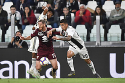 May 3, 2019 - Torino, Torino, Italia - Foto LaPresse - Fabio Ferrari.03 Maggio 2019 Torino, Italia .Sport.Calcio.ESCLUSIVA TORINO FC.Juventus Fc vs Torino Fc - Campionato di calcio Serie A TIM 2018/2019 - Allianz Stadium..Nella foto:Cristian Ansaldi (Torino Fc);  ..Photo LaPresse - Fabio Ferrari.May 03, 2019 Turin, Italy.sport.soccer.EXCLUSIVE TORINO FC.Juventus Fc vs Torino Fc - Italian Football Championship League A TIM 2018/2019 - Allianz Stadium..In the pic:Cristian Ansaldi  (Credit Image: © Fabio Ferrari/Lapresse via ZUMA Press)