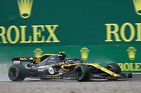 Carlos Sainz Renault<br /> Monza 31-08-2018 GP Italia <br /> Formula 1 Championship 2018 <br /> Foto Federico Basile / Insidefoto