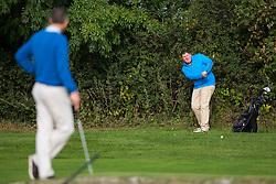 Team Heineken UK take part in the annual Bristol Rovers Golf Day - Rogan Thomson/JMP - 10/10/2016 - GOLF - Farrington Park - Bristol, England - Bristol Rovers Golf Day.
