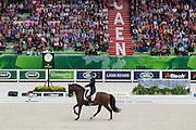 Arnaud Serre - Robinson de Lafont de Mass<br /> Alltech FEI World Equestrian Games™ 2014 - Normandy, France.<br /> © DigiShots