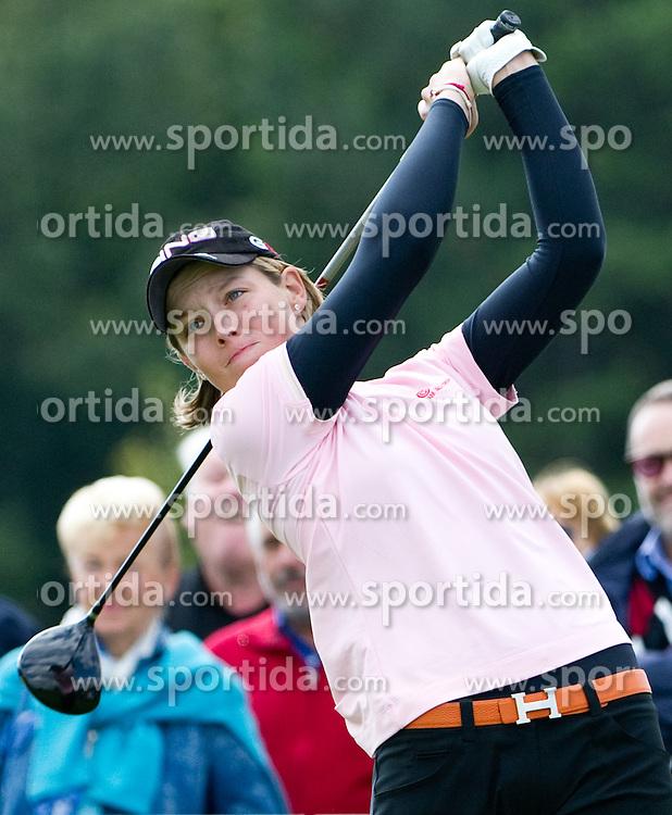 04.09.2010, Golfclub Foehrenwald, Wiener Neustadt, AUT, Golf, Ladies Golf Open Round 2, im Bild Marina Stutz (AUT), EXPA Pictures 2010, PhotoCredit: EXPA/ S. Trimmel