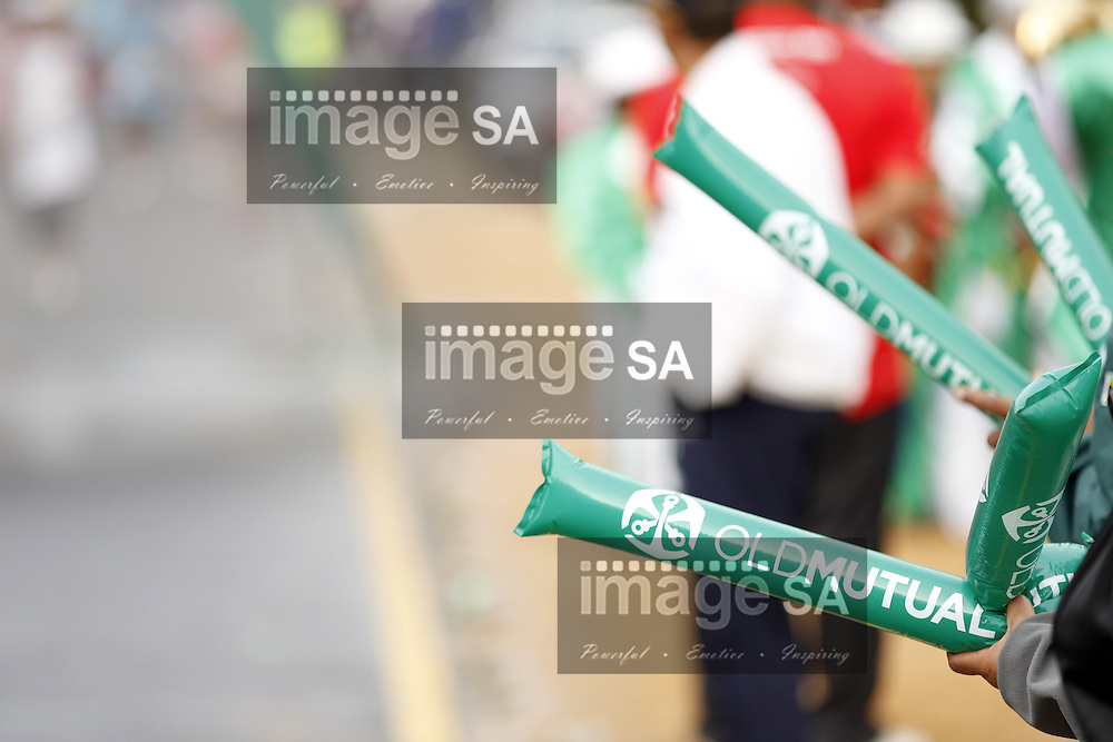 CAPE TOWN, South Africa - Saturday 30 March 2013, Branding during the half marathon of the Old Mutual Two Oceans Marathon. .Photo by Nick Muzik/ ImageSA