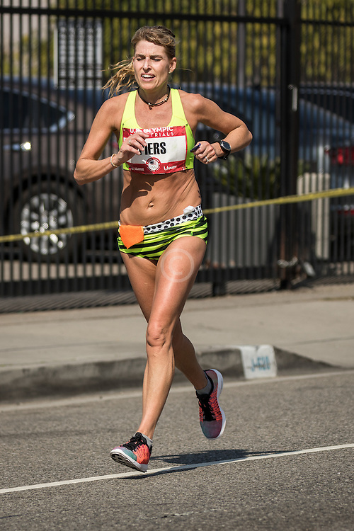 USA Olympic Team Trials Marathon 2016, Sheri Piers, Dirigo