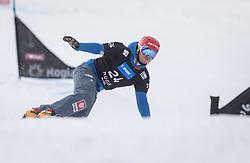 Kosir Zan during the FIS snowboarding world cup race in Rogla (SI / SLO) | GS on January 20, 2018, in Jasna Ski slope, Rogla, Slovenia. Photo by Urban Meglic / Sportida
