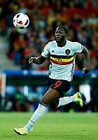 Romelu Lukaku (Belgium)<br /> Lille 01-07-2016 Stade Pierre Mauroy Football Euro2016 Wales - Belgium / Galles - Belgio <br /> Quarter-finals. Foto Matteo Ciambelli / Insidefoto