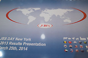 JBS Investor Relations Meeting in New York City
