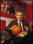 Gary Williams, UMD Basketball Coach