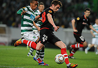 20120419: LISBON, PORTUGAL - Football - UEFA Europe League 2011/2012 - Semi-finals, First leg: Sporting CP vs Athletic Club Bilbao<br />