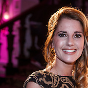 NLD/Amsterdam/20131111 - Beau Monde Awards 2013, Kristel Hoekstra - Reijnhout
