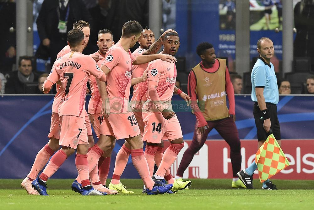 صور مباراة : إنتر ميلان - برشلونة 1-1 ( 06-11-2018 )  20181106-zaa-a181-441