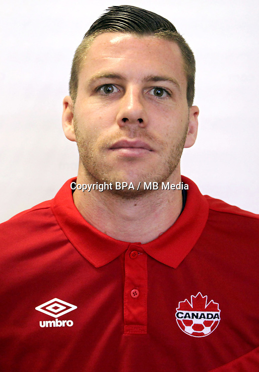 Concacaf Gold Cup Usa 2017 / <br /> Canada National Team - Preview Set - <br /> Carl Haworth