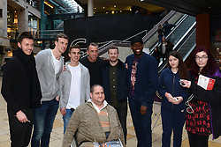 - Photo mandatory by-line: Dougie Allward/JMP - Mobile: 07966 386802 - 11/03/2015 - SPORT - Football - Bristol - Cabot Circus Shopping Centre - Johnstone's Paint Trophy