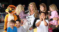 Katie Price; Princess Tiaamii; Junior Savva; Harvey The Lion King 3D - UK film premiere, BFI IMAX, Waterloo, London, UK. 25 September 2011 Contact: Rich@Piqtured.com +44(0)7941 079620 (Picture by Richard Goldschmidt)