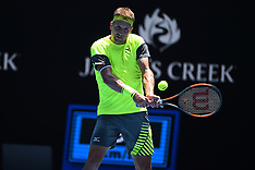 Australian Open - 24 Jan 2018