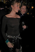 Lady Emily Compton and Eimear Montgomerie. Conservative fund raising dinner hosted  by Marco Pierre White and Franki Dettori at  Frankie's. Knightsbridge. 17 January 2004. ONE TIME USE ONLY - DO NOT ARCHIVE  © Copyright Photograph by Dafydd Jones 66 Stockwell Park Rd. London SW9 0DA Tel 020 7733 0108 www.dafjones.com