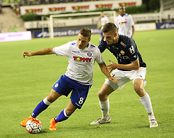 30.07.2015, Stadion Poljud, Split, CRO, UEFA EL, Hajduk Split vs Stroemsgodset IF, Qualifikation, 3. Runde, Hinspiel, im Bild Nikola Vlasic // during the UEFA Europa League Qualifier 3rd round, 1st Leg Match between Hajduk Split and Stroemsgodset IF at the Stadion Poljud in Split, Croatia on 2015/07/30. EXPA Pictures © 2015, PhotoCredit: EXPA/ Pixsell/ Ivo Cagalj<br /> <br /> *****ATTENTION - for AUT, SLO, SUI, SWE, ITA, FRA only*****