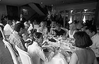 restaurants in Paris - photograph by Owen Franken