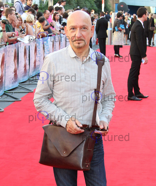 Sir Ben Kingsley George Harrison: Living in the Material World UK Premiere, BFI Southbank,London, UK. 02 October 2011 Contact: Rich@Piqtured.com +44(0)7941 079620 (Picture by Richard Goldschmidt)