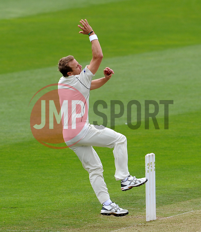 New Zealand's Neil Wagner Photo mandatory by-line: Harry Trump/JMP - Mobile: 07966 386802 - 09/05/15 - SPORT - CRICKET - Somerset v New Zealand - Day 2- The County Ground, Taunton, England.