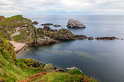 Portknockie, Moray, Scotland, United Kingdom
