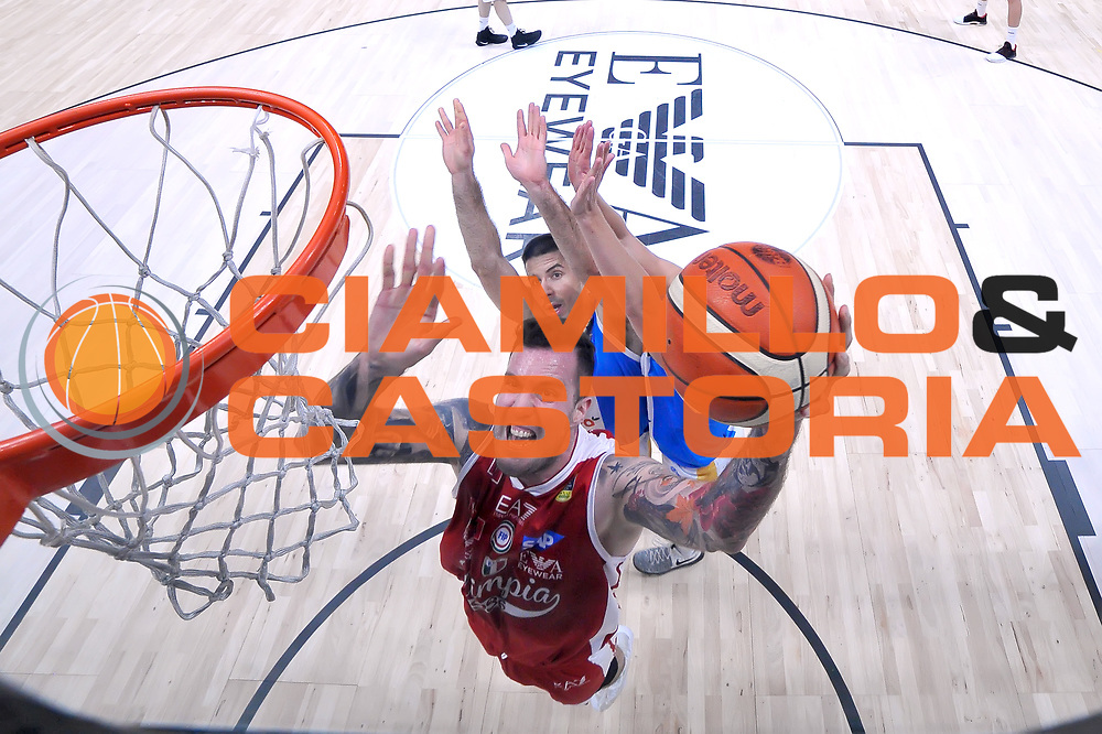 Raduljica Miroslav<br /> Olimpia EA7 Emporio Armani Milano - Vanoli Cremona<br /> Lega Basket Serie A 2016/2017<br /> PlayOff semifinale gara 2<br /> Milano 14/05/2017<br /> Foto Ciamillo-Castoria / I.Mancini