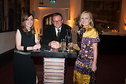 LISA FORSYTH; JASON MCCUE; MARIELA FROSTRUP, The Secret Winter Gala in aid of Save the Children and sponsored by Bulgari. Guildhall. London. 26 November 2013