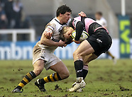 Newcastle v Wasps 070210