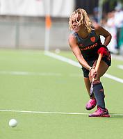 St.-Job-In 't Goor / Antwerpen -  Nederland Jong Oranje Dames (JOD) - Groot Brittannie (7-2). Famke Richardson (ned)  COPYRIGHT  KOEN SUYK