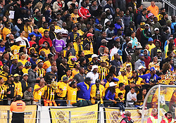 Kaizer Chiefs fans supporters in the Absa Premiership match between Cape Town City and Kaizer Chiefs, Cape Town Stadium, 13 September 2017.