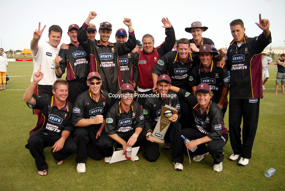 1 February 2003, State Shield final<br />