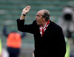 Bari (BA), 23-01-2011 ITALY - Italian Soccer Championship Day 21 - Bari VS Napoli..Pictured: Ventura mister Bari..Photo by Giovanni Marino/OTNPhotos . Obligatory Credit