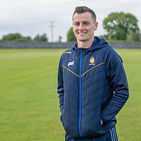 Clare Minor Hurling Strength and Conditioning coach Tom Downes