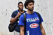 Paul Biligha<br /> Nazionale Italiana Maschile Senior - Trentino Basket Cup 2019<br /> Italia Italy Romania Romania<br /> FIP 2019<br /> Trento, 30/07/2019<br /> Foto M.Ceretti / Ciamillo-Castoria