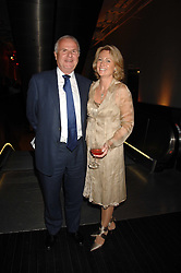 PAUL MYNERS and his wife ALISON at a reception to celebrate the opening of the Dali & Film exhibition at the Tate Modern, London on 30th May 2007.<br />
