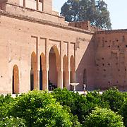 El Badi Palace - Marrakesh - Southern Morocco