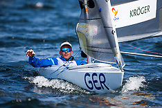 2.4 Norlin OD - One Person Keelboat