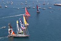 2015 Volvo Ocean Race <br /> Newport, RI