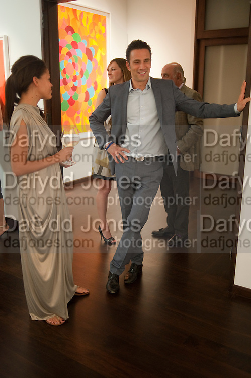 RACHAEL BARRETT; PHILIPPE VON STAUFFENBERG; , Galen and Hilary Weston host the opening of Beatriz Milhazes Screenprints. Curated by Iwona Blazwick. The Gallery, Windsor, Vero Beach, Florida. Miami Art Basel 2011