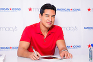 Macy's Fashion Show Hosted by Mario Lopez