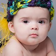 Baby Isabella Headshots PROOFS 070513