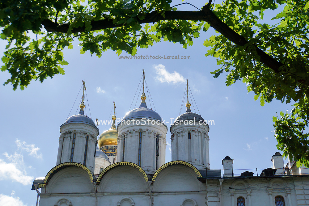Cathedral of Our Lady in Moscow Novodevichy convent