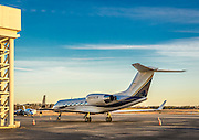 1998 Gulfstream G IV, photographed at Atlanta's Dekalb Peachtree Airport (PDK).