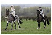 Buckingham Riding Club Eventer Trials. Milton keynes E.C. 5-4-2009. 3