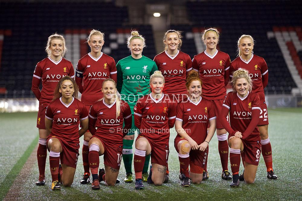 detailed look 82593 4921b Football - FA Women's Super League 1 - Liverpool Ladies FC v ...