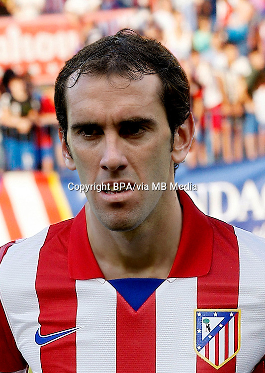 Diego Godín ( Atlético Madrid )