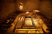 facsimile of the Lord of Sipan discovery  Museo de la Nacion, Lima, Peru  Lima, Peru