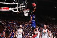 Adelaide 36ers vs Brisbane Bullets