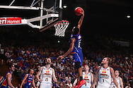 Adelaide 36ers vs the Brisbane Bullets